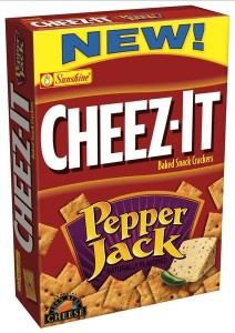 Cheez-It Pepper Jack Box