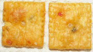Cheez-It Pepper Jack Close-Up