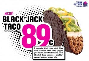 Black Jack Description