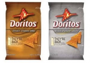 Doritos They're Back