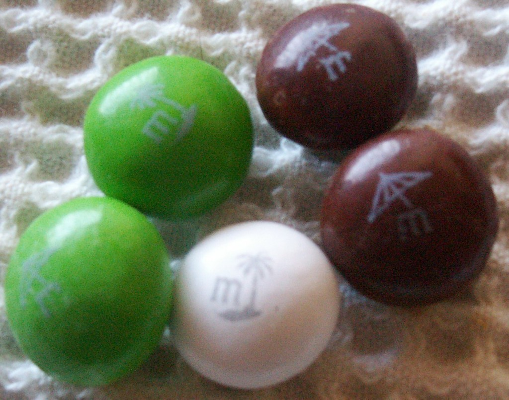 Coconut M&M's Special