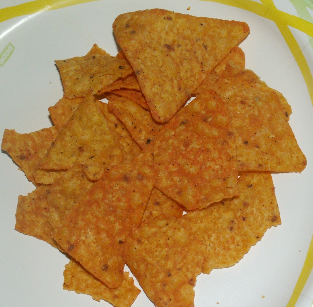 Doritos Late Night All-Nighter Cheeseburger Chips