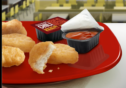 McDonald's Sweet Chili Sauce McNuggets
