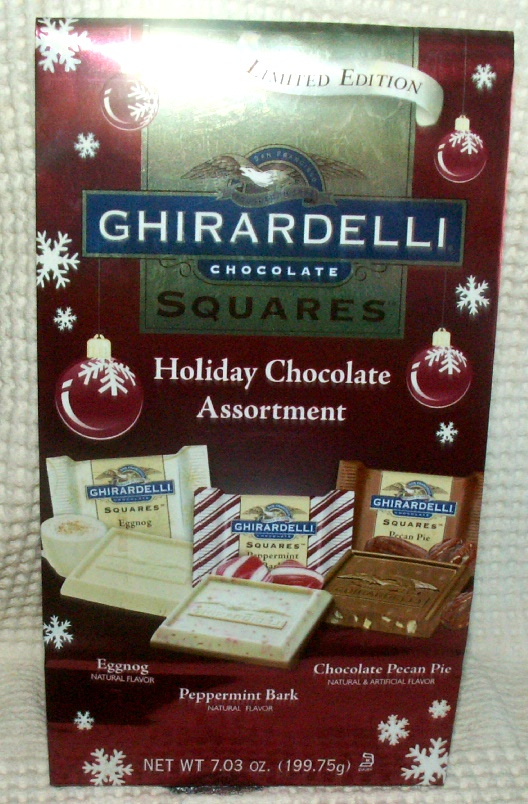 Ghirardelli Chocolate Squares Holiday