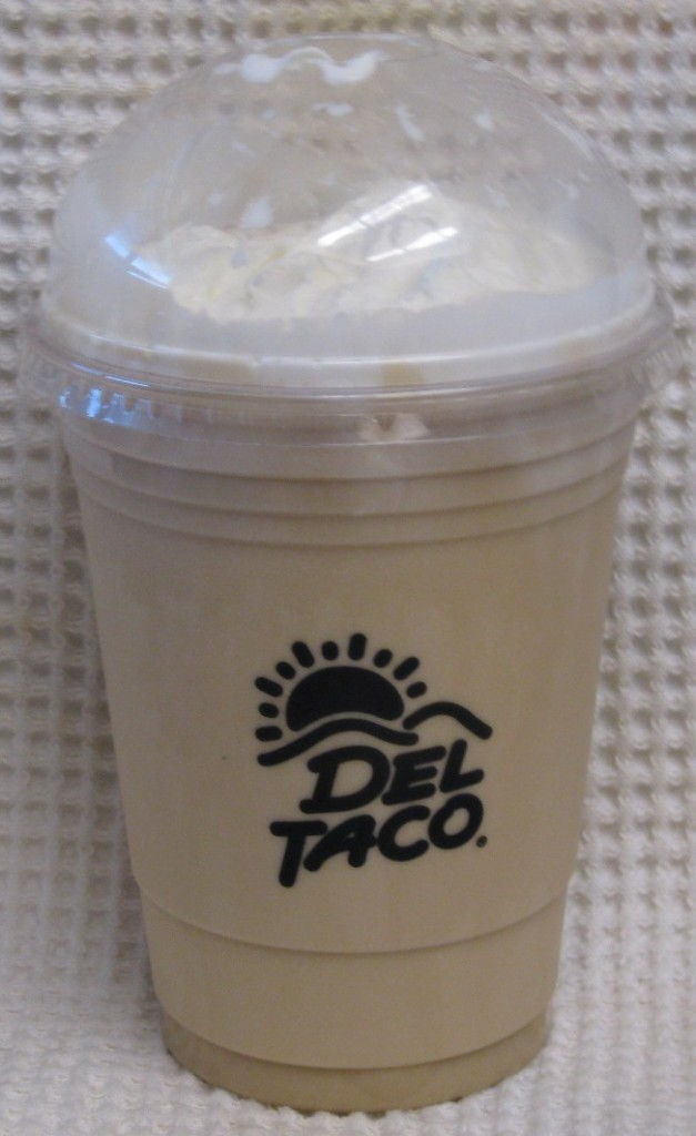 Del Taco Mac 'n Cheese Crunch Bites and Root Beer Float Shake | Junk ...