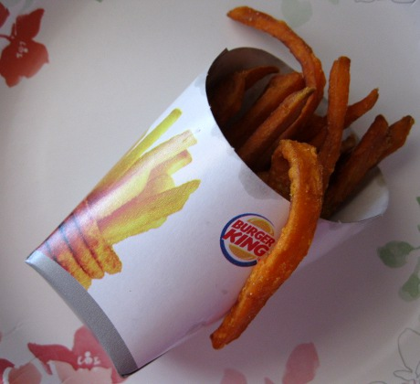 Burger King Summer Menu: Sweet Potato Fries and Memphis ...