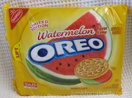 Limited Edition Watermelon Oreo Package