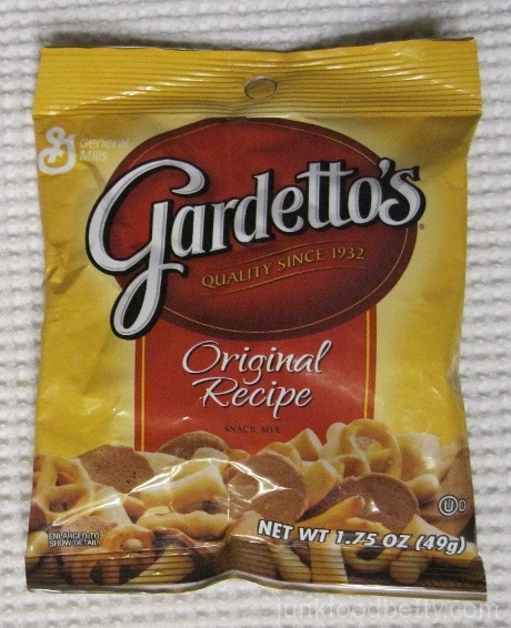 Gardetto's Original Recipe Snack Mix Package