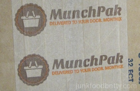 MunchPak Logo Tape