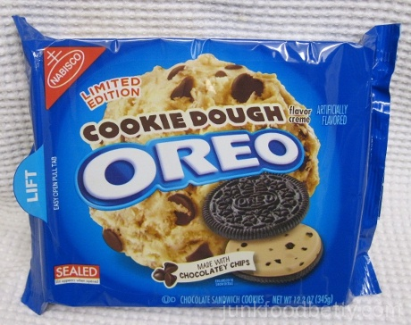 Limited Edition  Cookie Dough Oreo Package