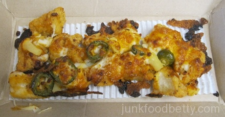 Domino's Specialty Chicken Spicy Jalapeno-Pineapple