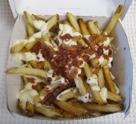 Carl's Jr. Bacon Ranch Fries
