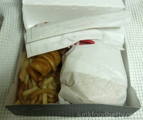 Jack in the Box Hella-Peno Burger Munchie Meal