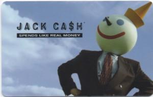 Jack Ca$h Card