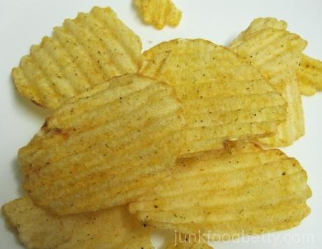 Lay's Do Us a Flavor Finalist Wavy Mango Salsa Potato Chips