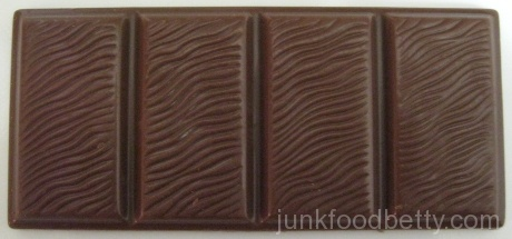 Seattle Chocolates Dead Sea Salt Milk Chocolate Truffle Bar with Sea Salt and Toffee