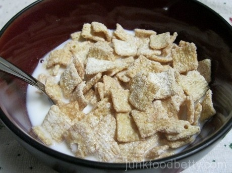 Sugar Cookie Toast Crunch Cereal Limited Edition