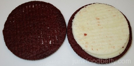 Limited Edition Red Velvet Oreo