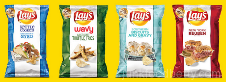 Lay's Do Us a Flavor Finalists 2015