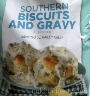 Lay's Do Us a Flavor Finalist 2015 Southern Biscuits and Gravy Picture