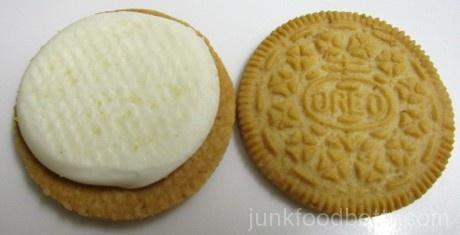 Nabisco Cinnamon Bun Oreo Cookies Creme
