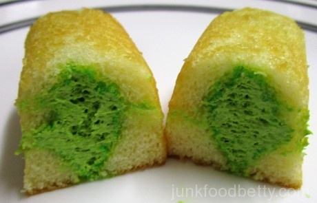 Hostess Key Lime Slime Twinkie Limited Edition Ghostbusters Filling